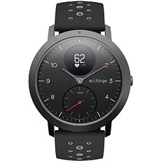 Withings Steel HR Sport (40mm) fekete - Okosóra