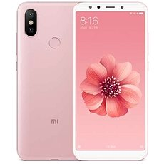 Xiaomi Mi A2 64GB LTE, rózsaszín - Mobiltelefon