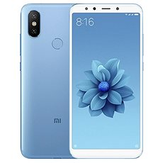 Xiaomi Mi A2 128GB LTE, kék - Mobiltelefon