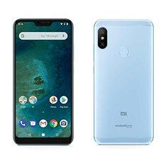 Xiaomi Mi A2 Lite 32GB LTE kék - Mobiltelefon