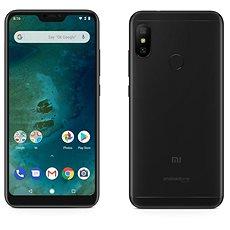 Xiaomi Mi A2 Lite 64GB LTE, fekete - Mobiltelefon