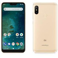 Xiaomi Mi A2 Lite 64GB LTE, arany - Mobiltelefon