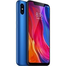 Xiaomi Mi 8 128GB LTE kék - Mobiltelefon