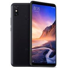 Xiaomi Mi Max 3 LTE Fekete - Mobiltelefon