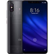 Xiaomi Mi 8 Pro 128GB átlátszó - Mobiltelefon
