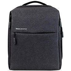 Xiaomi Mi City Backpack sötétszürke - Laptophátizsák