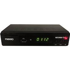Maxxo T2 HEVC H.265 - DVB-T2 vevőkészülék