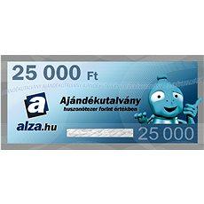 Elektronikus Alza.hu ajándékutalvány 25000 Ft értékben - Utalvány