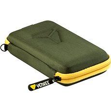 Yenkee YBH A25GY szürke/sárga - Merevlemez tok