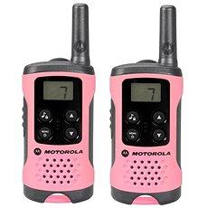 Motorola TLKR-T41 rózsaszín - adóvevő