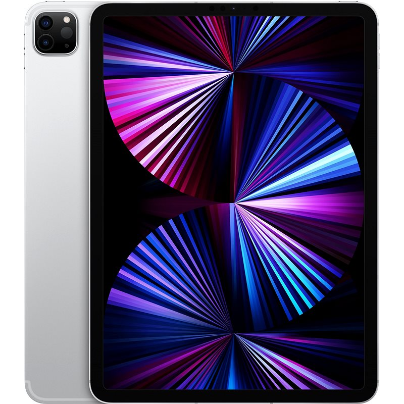 "iPad Pro 11"" 512GB M1 Cellular Ezüst 2021 - Tablet"