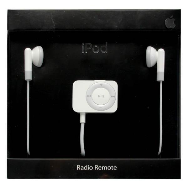 iPod Radio Remote - dálkový ovladač umožňující poslech FM rádia -