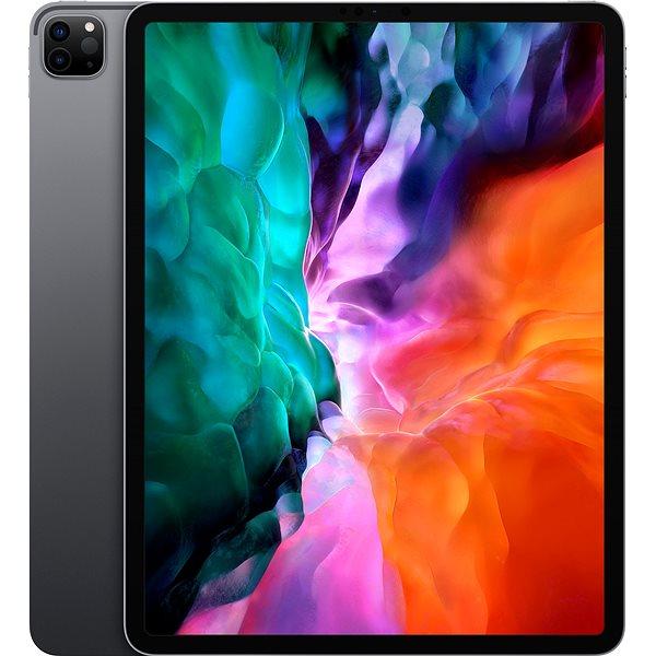 """iPad Pro 12.9"""" 128GB 2020 - asztroszürke - Tablet"""
