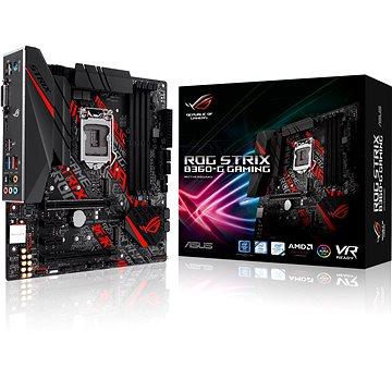 ASUS ROG STRIX B360-G GAMING - Alaplap