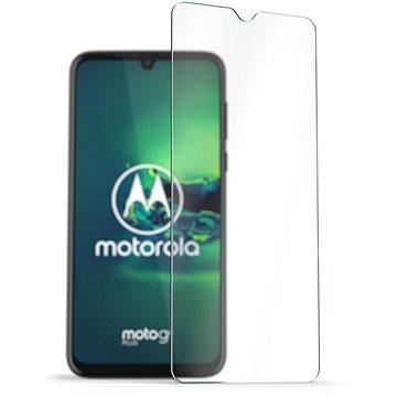 AlzaGuard Glass Protector - Motorola Moto G8 Plus - Üvegfólia