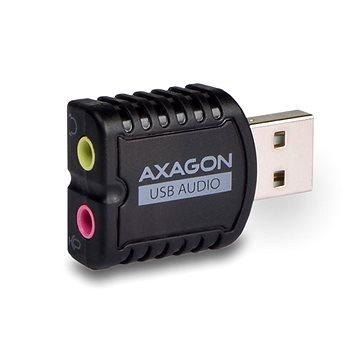 AXAGON ADA-10 MINI Külső hangkártya - Külső hangkártya