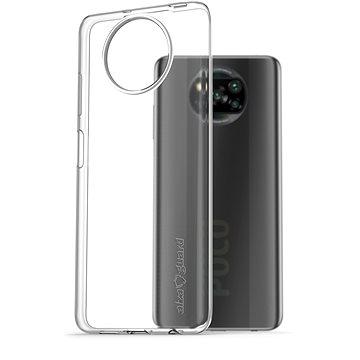 AlzaGuard Crystal Clear TPU Case Xiaomi POCO X3 / POCO X3 Pro készülékhez - Telefon hátlap