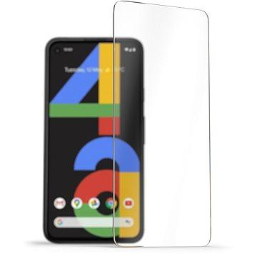 AlzaGuard Glass Protector - Google Pixel 4a - Üvegfólia