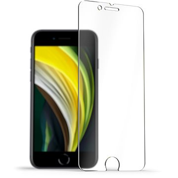 AlzaGuard Glass Protector - iPhone 7 / 8 / SE 2020 - Üvegfólia