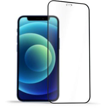 AlzaGuard Glass Protector iPhone 12 Mini készülékre - Üvegfólia