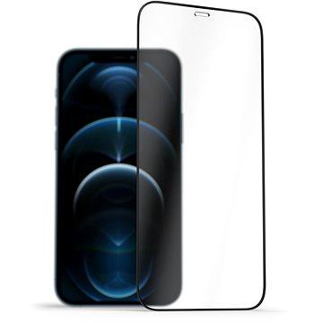 AlzaGuard Glass Protector iPhone 12 / 12 Pro készülékre - Üvegfólia