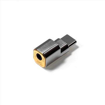 DD HiFi TC25b USB-C - 2,5mm Jack - Átalakító