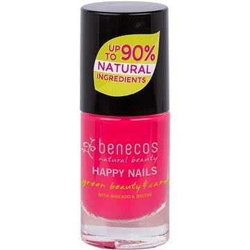 BENECOS Happy Nails Green Beauty & Care Oh Lala! 5 ml - Körömlakk