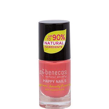BENECOS Happy Nails Green Beauty & Care Flamingo 5 ml - Körömlakk