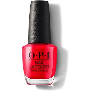 OPI Nail Lacquer Coca-Cola Red 15 ml - Körömlakk