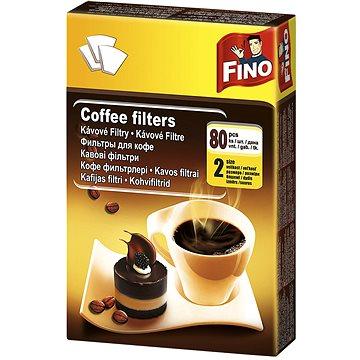 FINO Kávé filter 2/80 db - Kávéfilter