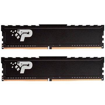 Patriot 16GB KIT DDR4 2666MHz CL19 Signature Premium - RAM memória