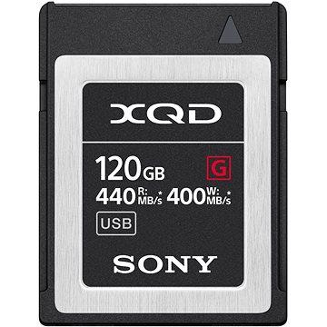 Sony XQD 120GB - Memóriakártya