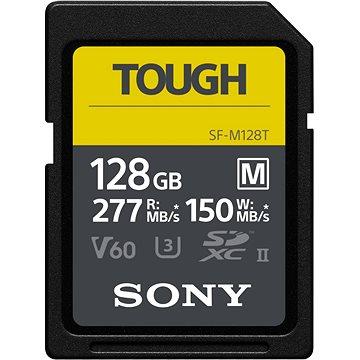 Sony M Tough SDXC 128GB - Memóriakártya