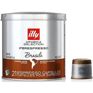 ILLY Iperespresso Monoarabica Brazilie - Kávékapszula