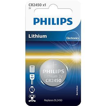 Philips CR2450, 1db - Gombelem
