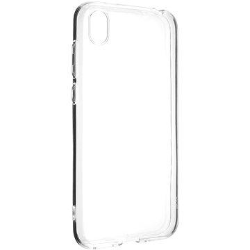 FIXED Skin tok Honor 8S/Honor 8S 2020 készülékhez, 0.6 mm, átlátszó - Telefon hátlap