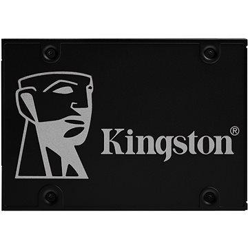 Kingston KC600 256GB - SSD meghajtó