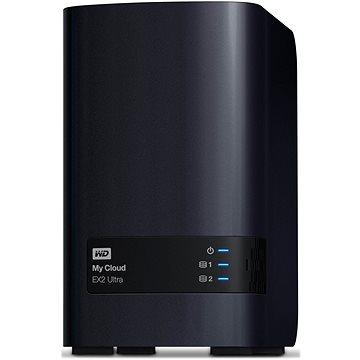 WD My Cloud EX2 Ultra 8TB (2x 4TB) - Adattároló