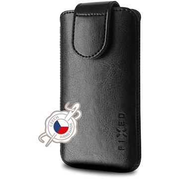 FIXED Sarif 5XL + fekete - Mobiltelefon tok