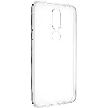 FIXED Skin Nokia 7.1 készülékhez, víztiszta - Telefon hátlap