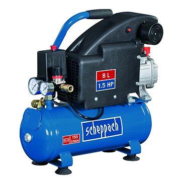 Scheppach HC 08 - Kompresszor