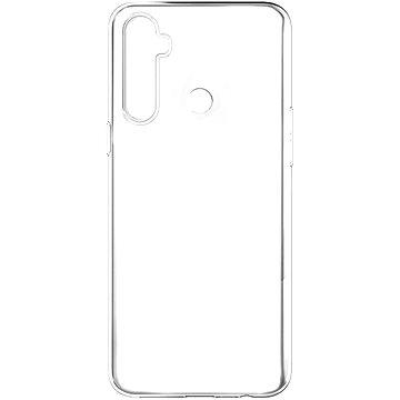 Hishell TPU a Realme 5 PRO készülékhez, átlátszó - Telefon hátlap