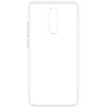 Hishell TPU Xiaomi Redmi 8 készülékhez, átlátszó - Telefon hátlap