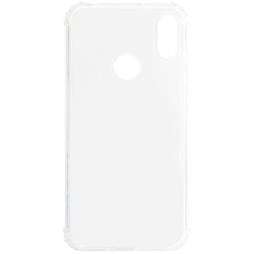 Hishell TPU Shockproof tok HUAWEI Y6 (2019) készülékhez - átlátszó - Telefon hátlap