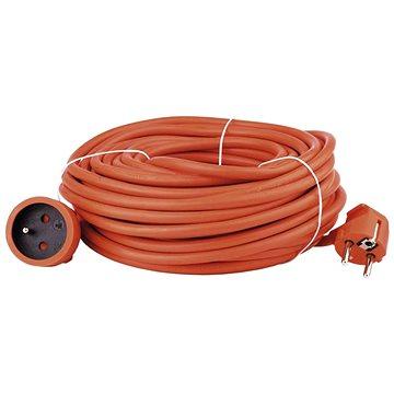 Emos hosszabbító kábel 30 m, narancssárga - Hosszabbító kábel
