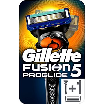 GILLETTE Fusion ProGlide Flexball + borotvabetét 2 db - Borotva