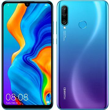 Huawei P30 Lite NEW EDITION 256GB színátmenetes kék - Mobiltelefon