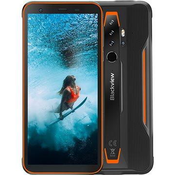 Blackview GBV6300 Pro narancssárga - Mobiltelefon