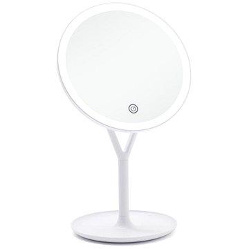 iMirror Y Charging Tölthető kozmetikai Make-Up tükör LED Line megvilágítással - fehér - Sminktükör