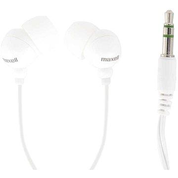 Maxell 303438 PLUGZ fehér - Fej-/fülhallgató